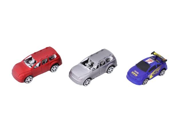 Машина инерц пласт Toys в пак 12см