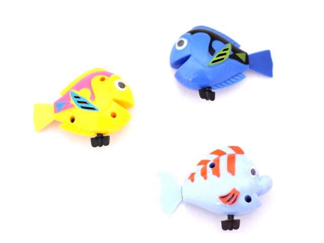 Заводная водоплавающая игрушка Морские обитатели BathToys в коробке, арт. 635626