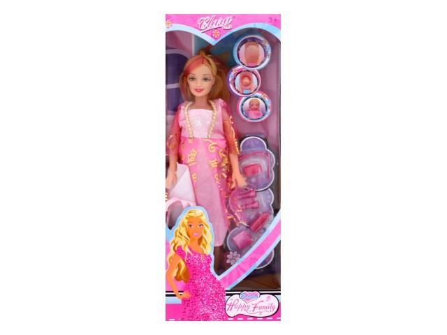 Кукла Барби Clara беременная 27 см, с аксессуарами, в коробке, Tongde