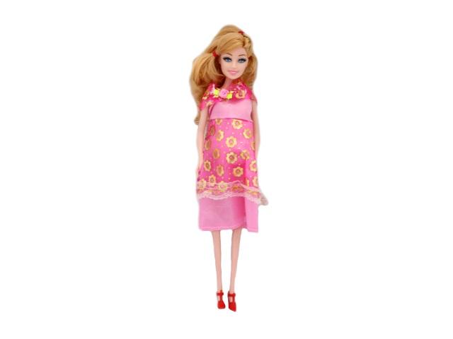Кукла Барби Beauty Set беременная 27 см, в пакете, Tongde