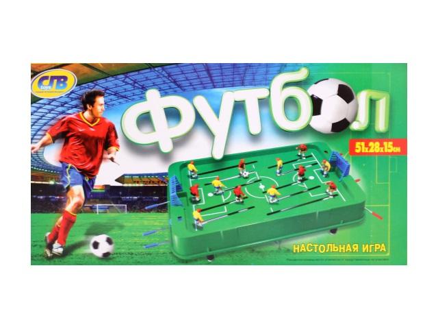 Настольная игра Футбол Qinzhengyuan в кор 51*28*15