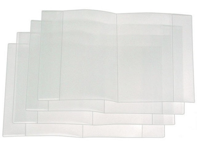 Обложка для тетрадей, 150 мкм, 21.2*34.5 см
