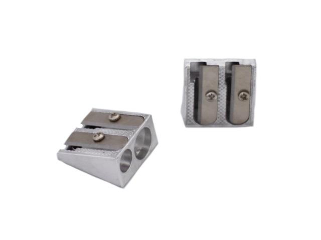 Точилка металлическая двойная, Basir А-1006