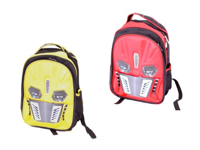 Рюкзак Transformers 39.5*28*16.5 см со светоотражателями, арт. 1201