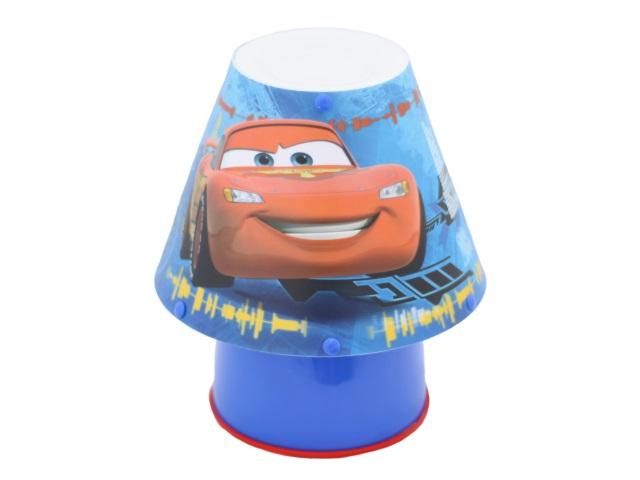 Светильник настольный электрический Disney Тачки, в коробке, 11WE14