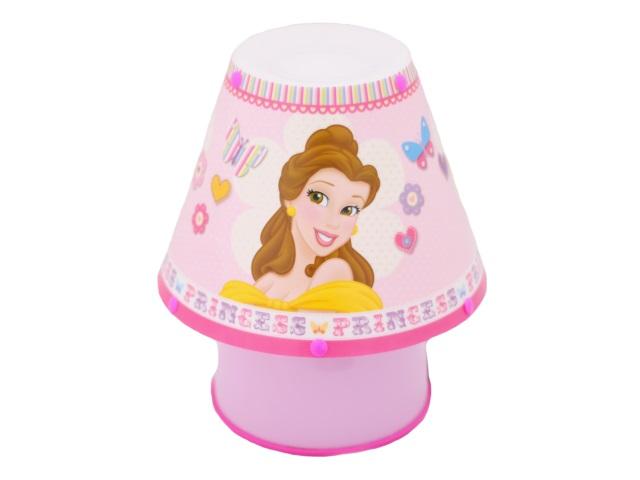 Лампа настольная электрическая Disney Принцессы, в коробке, 11WE14