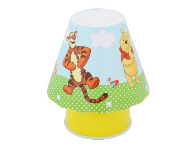 Светильник настольный электрический Disney Винни Пух, в коробке, 11WE14