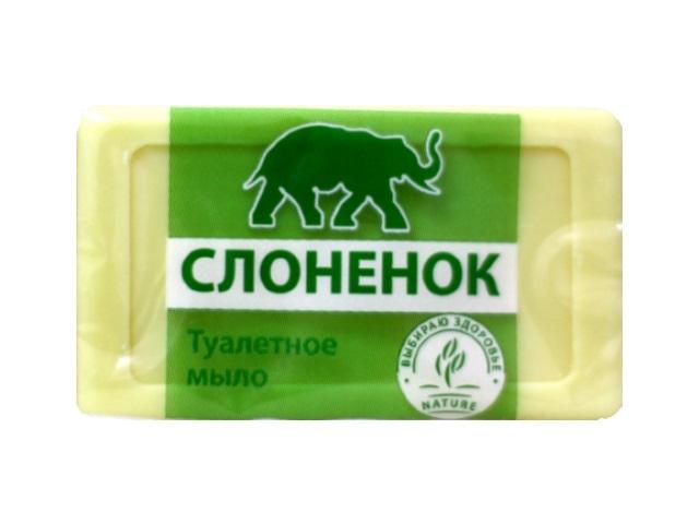 Мыло туалетное 90 г Слоненок