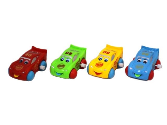 Заводная игрушка Машина Макквин в коробке, арт. 1014