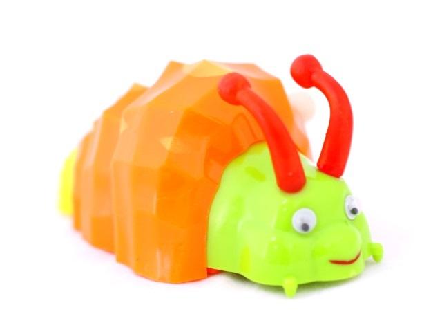 Заводная игрушка Улитка в пакете