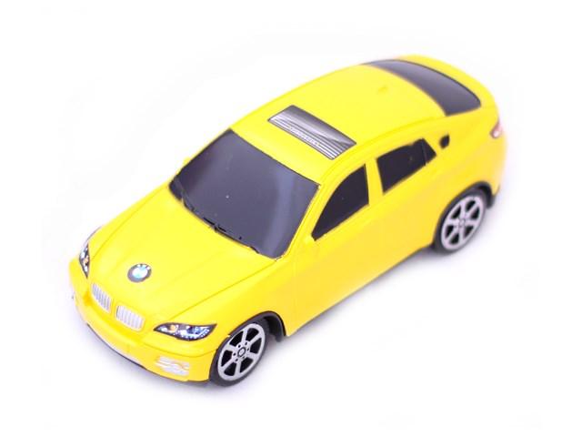 Машина инерционная пластиковая BMW в пакете