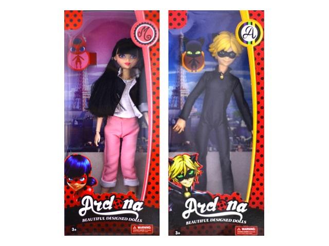 Кукла Ardana Герой 28 см в коробке, Qinzhengyuan DH2136