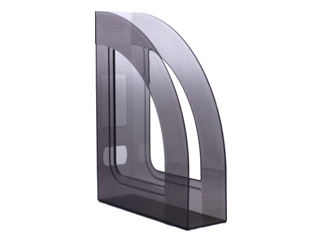 Лоток вертикальный 7 см Респект серый тонированный, Стамм ЛТ145