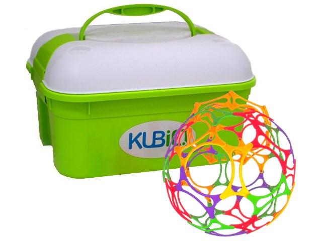 Конструктор Air в чемодане 360 деталей, Kubiq IQ-6071