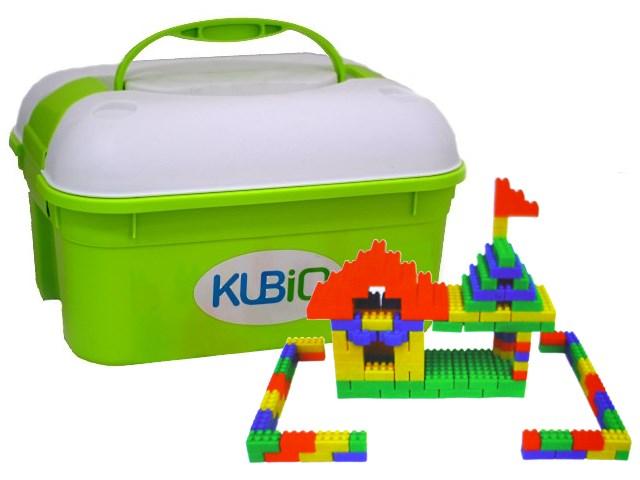 Конструктор Block в чемодане 320 деталей, Kubiq IQ-6312