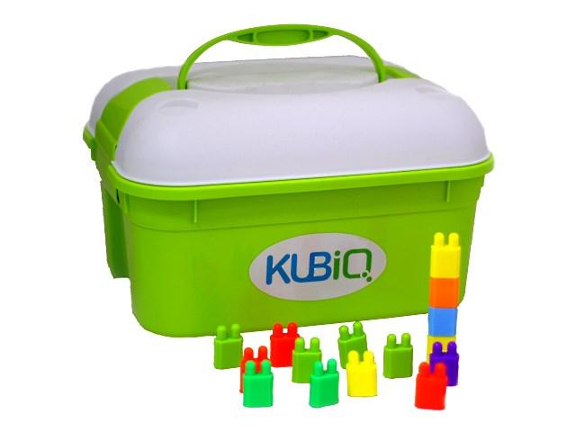 Конструктор Twins в чемодане 550 деталей, Kubiq IQ-6317