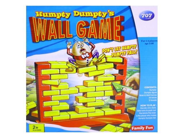 Настольная игра Шалтай-Болтай на стене, арт. М-707-1