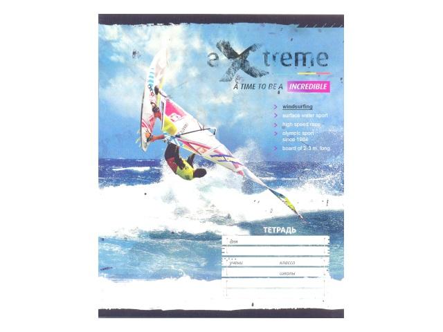 Тетрадь в клетку 18 листов Спорт, Art Space 5136