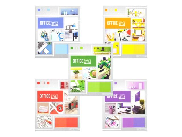Тетрадь в клетку 48 листов Яркие краски, Art Space 13651