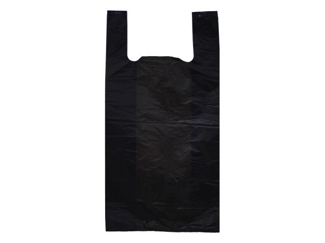 Пакет 30*59 см 17 мкм черный