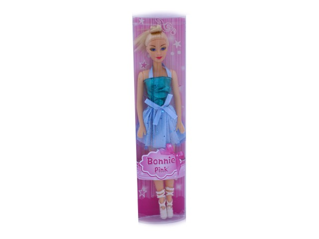 Кукла Барби Abbie балерина, в тубе, Наша игрушка В037