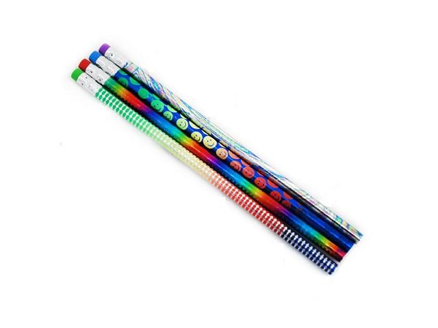 Карандаш HB, с ластиком, круглый, Magic Stick, Darlens