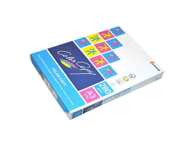 Бумага А3, 280 г/м, 150 листов, класс А, Color Copy