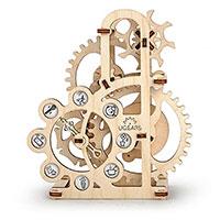3D пазлы деревянные