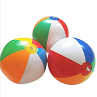 Надувные мячи, Игрушки